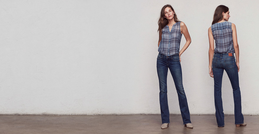 Women's Sweet Fit Jeans