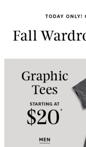 Men's Graphic Tees