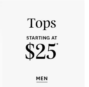 Men's Tops