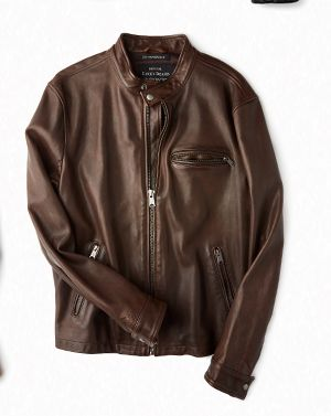 Bonnerville Leather Jacket