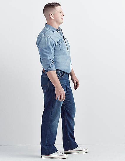 181 Big & Tall Denim Collection