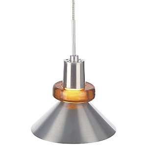 Hanging Wok Pendant by Tech Lighting