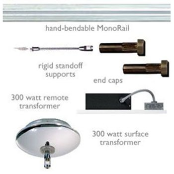 Tech Lighting Monorail Kit