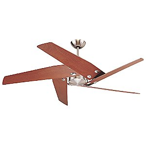 Star-Tech Ceiling Fan with Optional Light by Monte Carlo