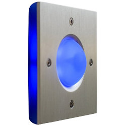 Square Doorbell Button by Spore