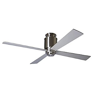 Lapa Hugger Ceiling Fan with Optional Light by Modern Fan Company