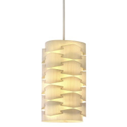 Basket Pendant by Dform