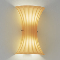 Clessidra Wall Sconce by Studio Italia Design
