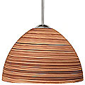 Clay II Pendant by LBL Lighting