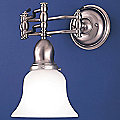 Adjustable Wall Task Light by Hudson Valley
