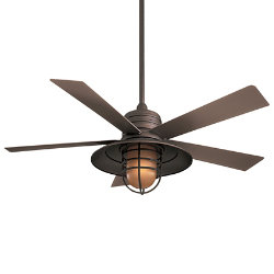 Rainman Ceiling Fan by Minka Aire