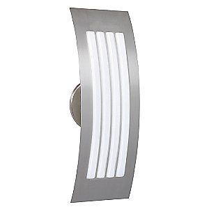 Sail 7855-SS Indoor/Outdoor Wall Sconce by Besa Lighting