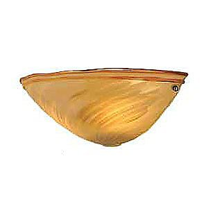 Roman Wall Sconce by Bacchus Glass