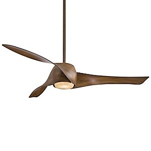 Artemis Ceiling Fan with Light by Minka Aire