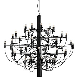 Model 2097/50 Chandelier by Flos