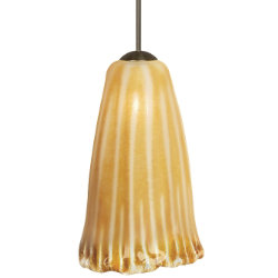 Wilt Pendant by LBL Lighting