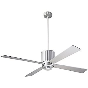 Flute Ceiling Fan with Optional Light by Modern Fan Company