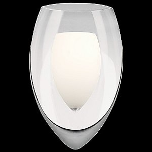 Fire Wall Sconce by Tech Lighting