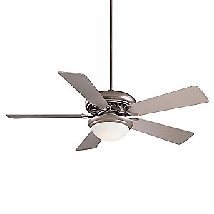 Supra 52 in. Ceiling Fan with Light by Minka Aire