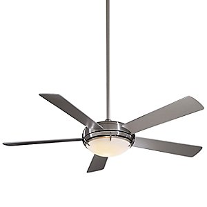 Como Ceiling Fan with Light by Minka Aire