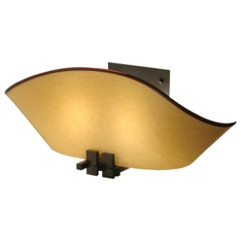Naples Wave Wall Sconce
