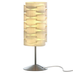 Basket Table Lamp by Dform