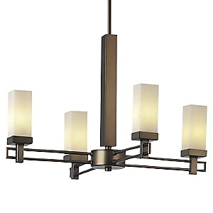 Casa 4-Light Chandelier by Forecast Lighting
