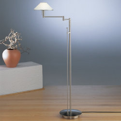 Halogen Floor Lamp No. 9434/1 by Holtkoetter