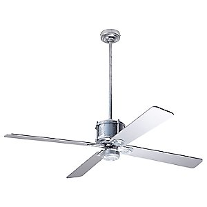 Industry Ceiling Fan with Optional Light by Modern Fan Company