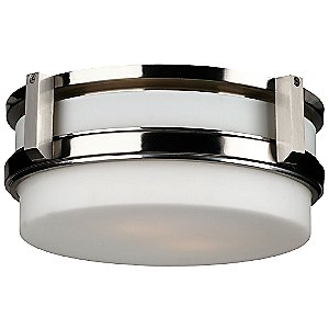 27th Street Flushmount by Forecast Lighting