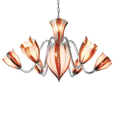Amore Eclipse Chandelier by Oggetti Luce