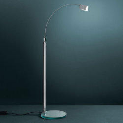 Falena Floor Task Lamp by FontanaArte