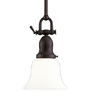 Adjustable Monopoint Pendant by Hudson Valley