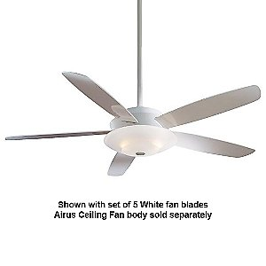 Fan Blades 54 in. for Airus Ceiling Fan by Minka Aire