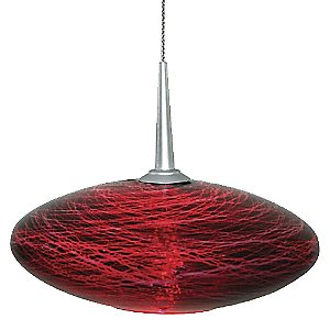 Mystique Pendant by Bruck Lighting