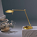 Low Voltage Desk Lamp No. 6238/1 by Holtkoetter