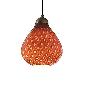 Aptos Drop Pendant by Union Street Glass