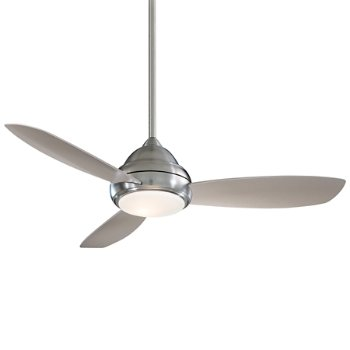 Concept I 52 Ceiling Fan with Optional Light