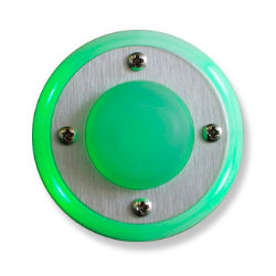 R2 Doorbell Button by Spore