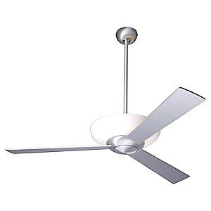 Aurora Ceiling Fan with Light by Modern Fan Company