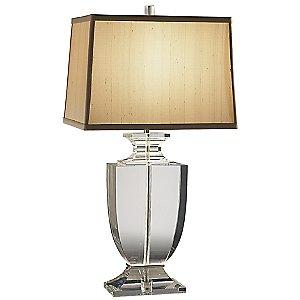 Artemis Crystal Table Lamp by Robert Abbey