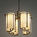 Synergy 0484 Chandelier by Ultralights