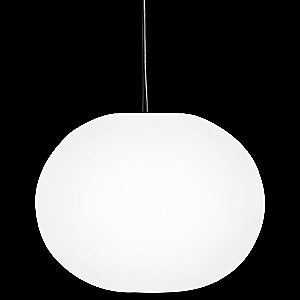 Glo-Ball Pendant by Flos