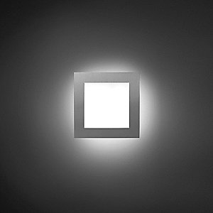 Sandwich Square Flushmount by Vibia