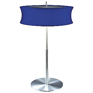 Lightweights Round Table Lamp by Sonneman