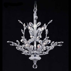 Florale No. 94456 Chandelier by James R. Moder