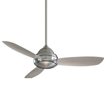 Concept I 44 Ceiling Fan with Optional Light
