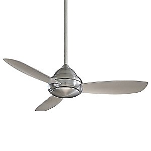 Concept I 44 in. Ceiling Fan with Optional Light by Minka Aire