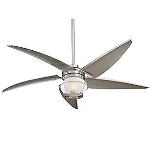 Magellan Ceiling Fan with Optional Light by Minka Aire