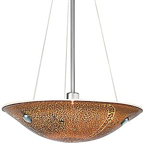 Veneto Suspension Bowl by LBL Lighting